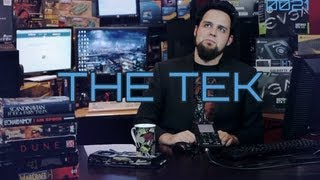The Tek 0021 - Google's Secret Plan, AMD 7990, Reddit Political Tour