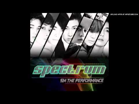 [Full Audio/DL]S.M. The Performance - Spectrum