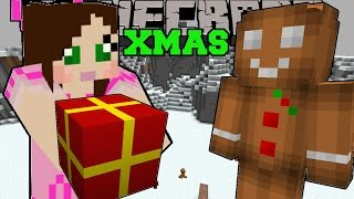 Minecraft: THE SPIRIT OF CHRISTMAS! (SANTA, CHRISTMAS DIMENSION, PRESENTS, & MORE!) Mod Showcase
