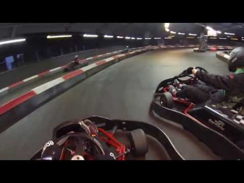 Karting @ The Raceway, Docklands