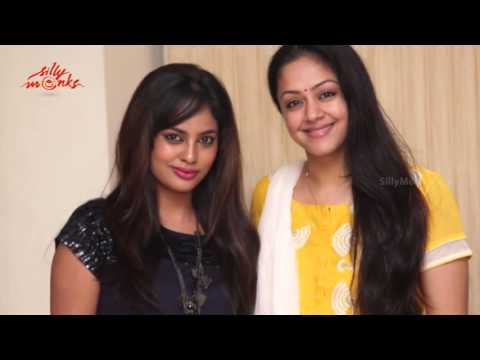 Jyothika At Uppu Karuvadu Teaser Launch