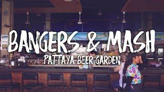 ENGLISH FOOD IN PATTAYA - PATTAYA BEER GARDEN