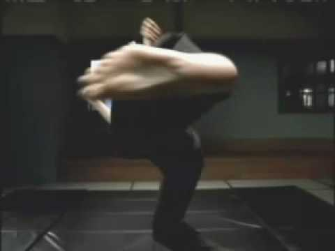 Katheryn Winnick Martialarts Reel