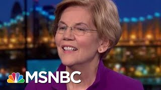 Warren: Corruption Makes Donald Trump 'An Accelerant' Of Inequality | The Rachel Maddow Show | MSNBC