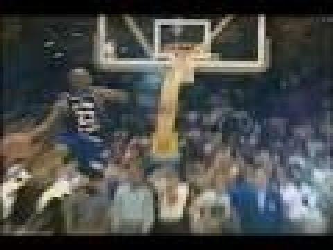Why Michael Jordan is Legend? 5/6 - a few rare palm