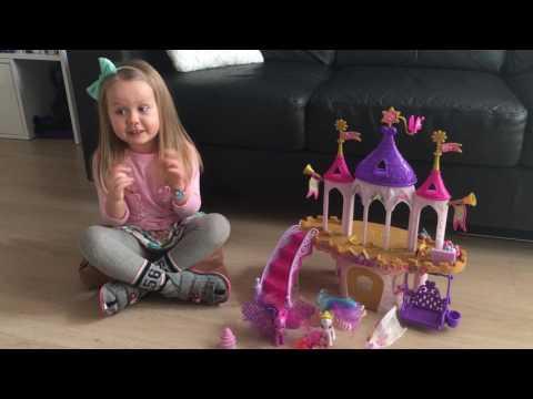 Pobaw się z Nastką   My little Pony Zamek Księżniczki Cadence
