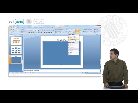 MOOC Introducción Powerpoint. Formatos a dibujos y formas. © UPV