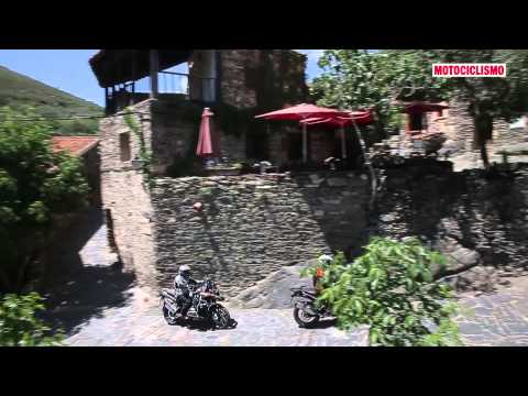 Comparativa BMW R 1200 GS KTM Adventure