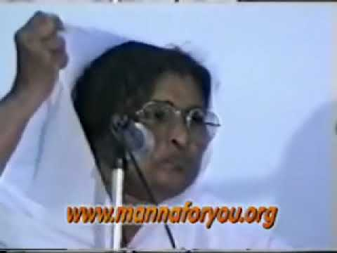 Malayalam Christian Message by Mary Kovoor   -The Crown of Righteousness