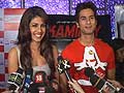 Priyanka & Shahid Patch-up