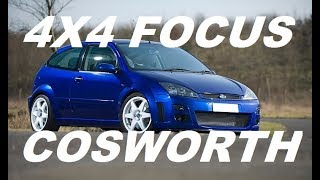 500HP 4x4 Ford Focus RS Cosworth Build Project