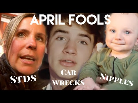 VLOG 154: April Fools