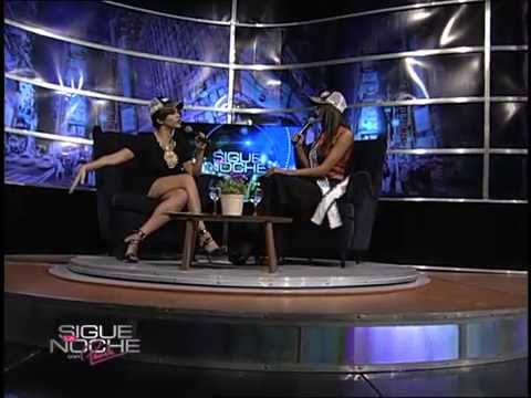 Entrevista a Kimberly Castillo luego de Miss Universe