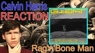 Calvin Harris Rag 39 N 39 Bone Man Giant Reaction
