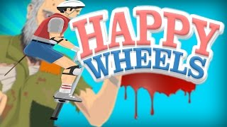 Happy Wheels-Lanças no ânus