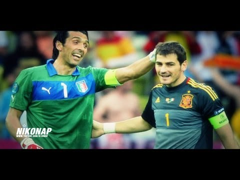 Iker Casillas vs Gianluigi Buffon ▷ Radioactive 12/2013