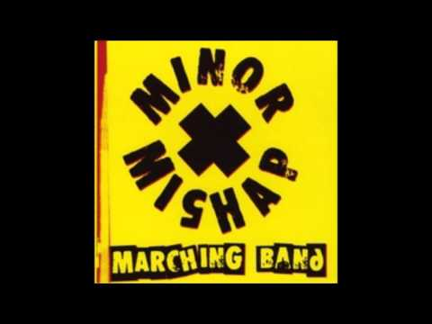 Minor Mishap Marching Band - Track Suit