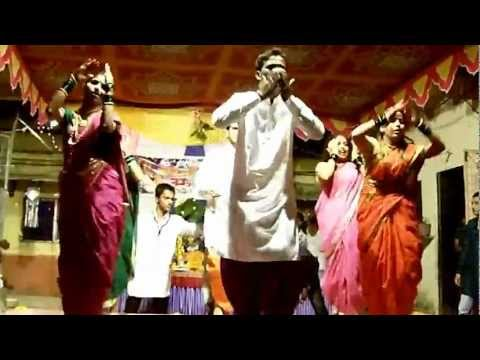 Jogwa Lallati Bhandaar Group Dance