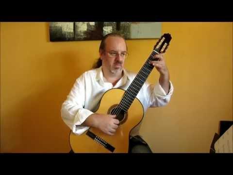 Fernando Sor - Etude No 4 Op 60