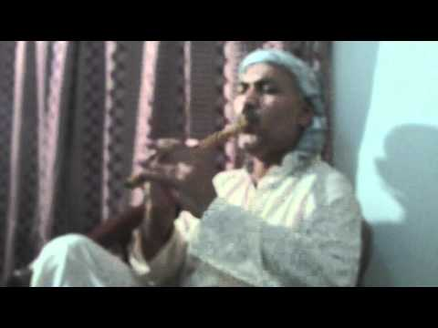 Zara Samnay To Aao Chhalliye on Flute