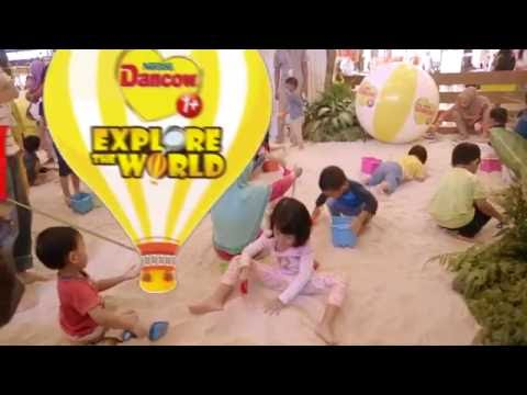 Nestle Indonesia - DANCOW Explore the World Makassar #DANCOWLindungi