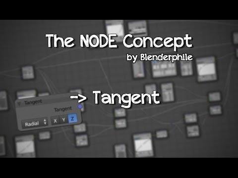 The Node Concept #36 - Tangent