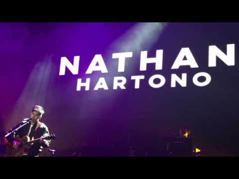 "Nathan Hartono - You Mei You 有没有 (cover) @ ""Up-close with Nathan Hartono"" showcase"