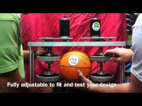 FRC 2012 Ball Launcher by iR3 Creative