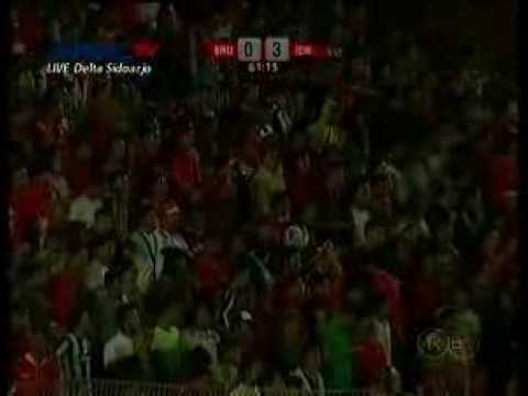 Indonesia vs Brunei Darussalam 5 0 Goal Highlight AFF U19 10 September 2013