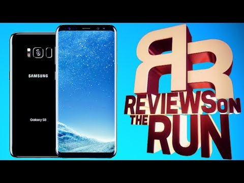 Samsung Galaxy S8 Review - Reviews on the Run - Electric Playground
