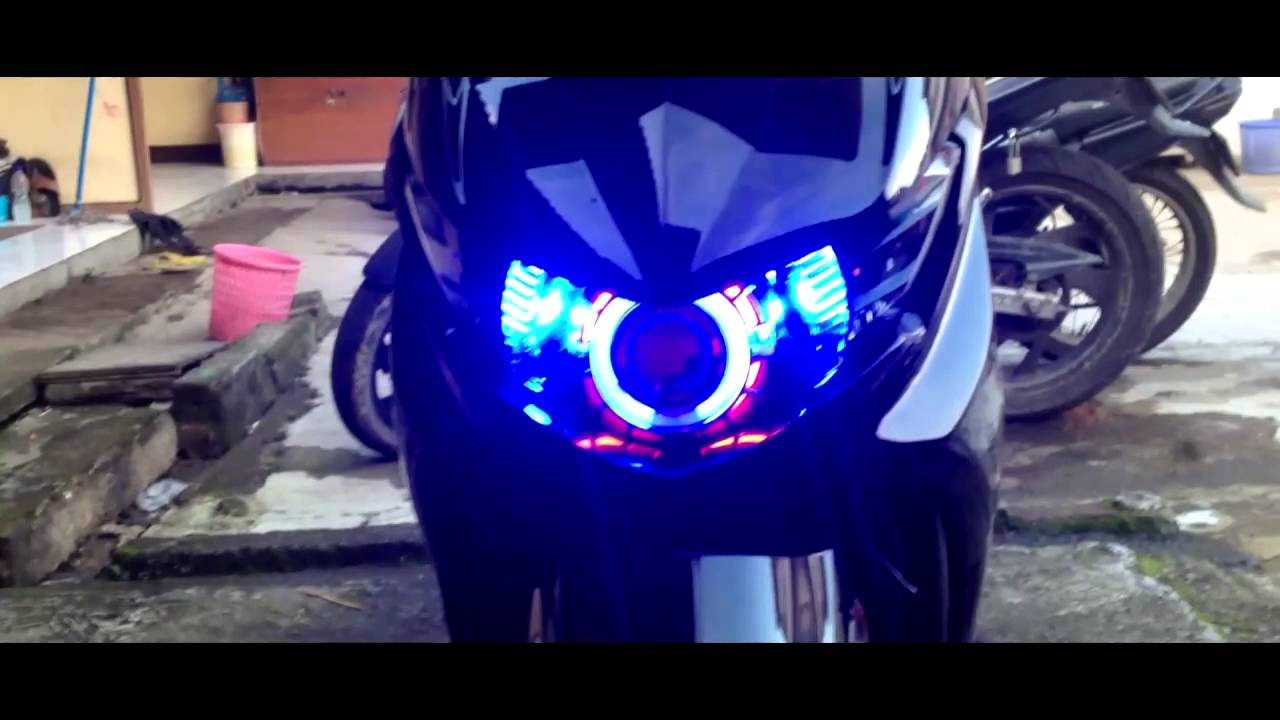 Soul Gt With Double Angel Eyes Hid Projector