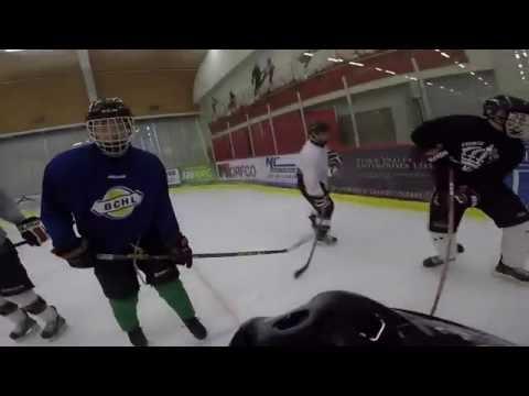PGSS HP hockey, 3 puck/ Gopro hockey goalie
