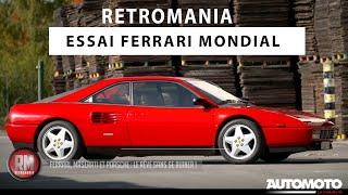 Ferrari Mondial le luxe à portée de main - Retromania