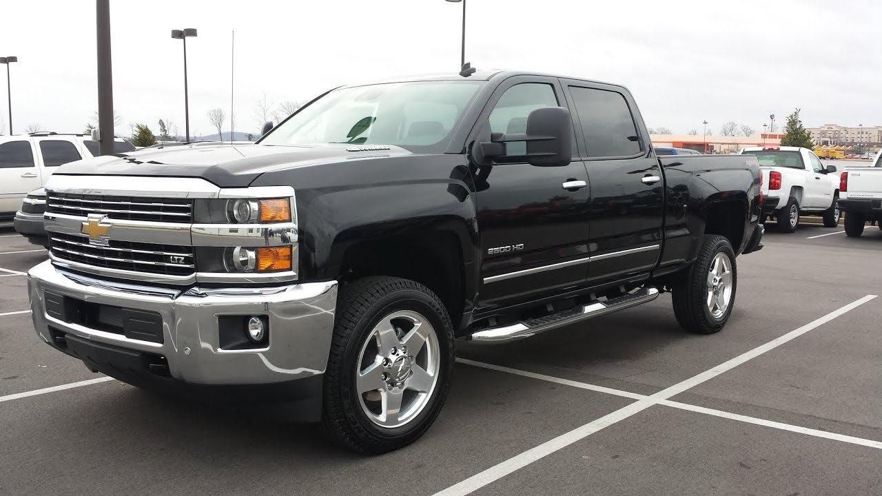 2015 chevrolet silverado 2500 hd crew cab ltz 4x4 6 6 duramax all new for sale. Black Bedroom Furniture Sets. Home Design Ideas