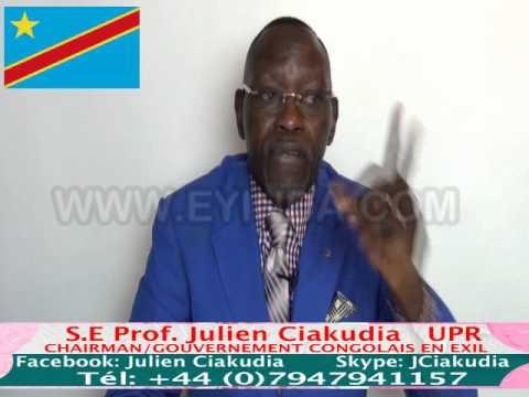 PROF. CIAKUDIA: Les raisons secrètes de la visite de Kagame á Londres(Oxford University)
