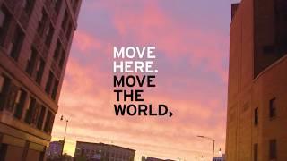 Detroit. Move here. Move the world.