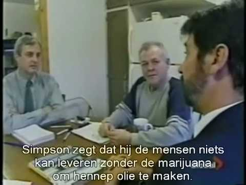Run From The Cure - The Rick Simpson Story (NL ondertitel/Dutch subs - full length)