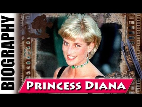 a biography and life work of dianna princess of wales