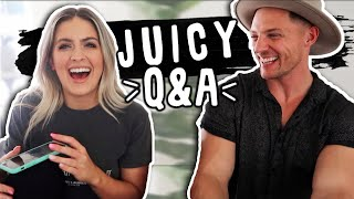 Q&A WITH STEVE COOK! MARRIAGE? FIT TIPS & MORE