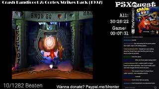 PSX Quest - 11/282 - Crash Bandicoot 2