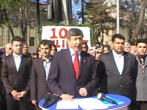 Türk Ocağı'nın 100. Gurur Yılı Kutlu Olsun!