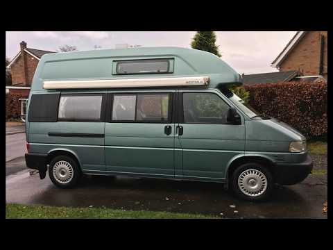 Our Westfalia California Exclusive HiTop campervan is SOLD