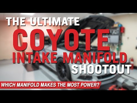 VMP Performance   Coyote Ford Mustang Manifold Shootout
