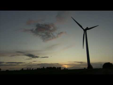 Denmark Wind Turbine Generators Powering Transition to EV Cars