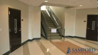 On the move!  Some Samford students will begin their spring 2013 semester in the university