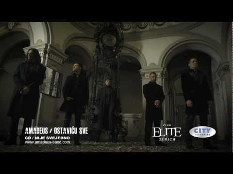 AMADEUS BAND - OSTAVICU SVE (Official Music Video)