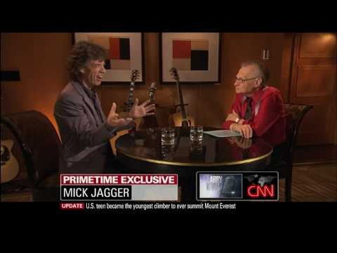 Mick Jagger Explains Exactly Why Drugs Need to Be Legalized