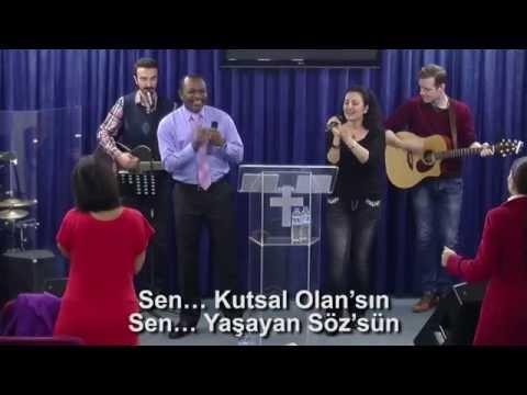 All About You (Lakewood Church) - Herşeyim Sensin (Nehir Kilisesi)