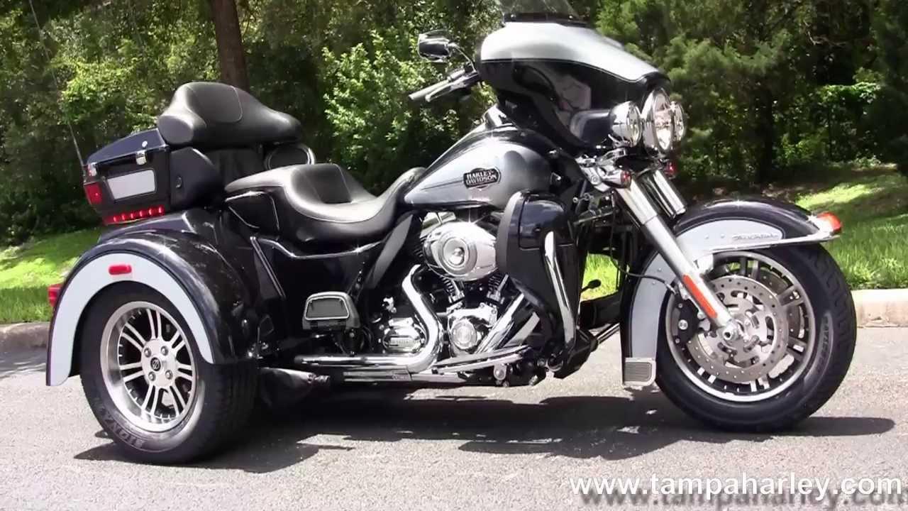 New 2013 Harley Davidson Motorcycle 3 wheeler Trike for ...
