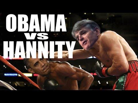Sean Hannity's MMA Training Jab At Obama